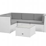 Snygg och billig balkong soffa