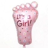 Folieballong It's a girl