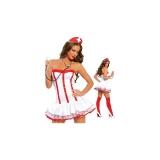 Maskeradkläder sexig sjuksköterska