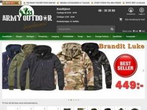 Militärkläder - M90 kläder