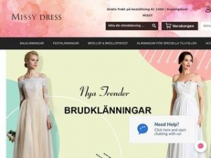 MissyDress Sweden