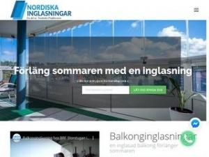 Nordiska Profilsystem Uterum