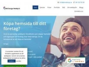 Webbyrå EMS Design