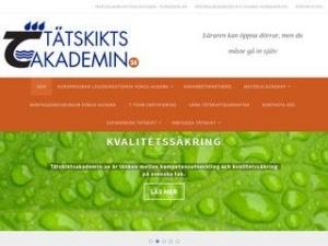 Tätskiktsakademin.se