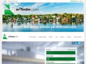 m2finder.com - lediga lokaler