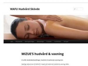 WAFU Hudvård Massage Vaxning