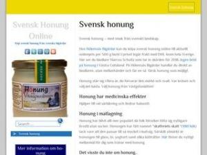 Svensk Honung Online