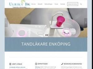 Tandläkare Ulrika EK
