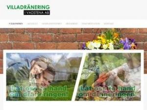 Dränering Linköping & Motala