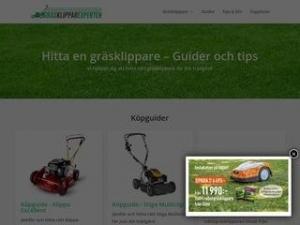 Gräsklipparexperten.se