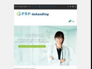 PRP-behandling.se