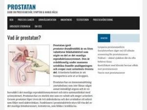 Prostatan.nu