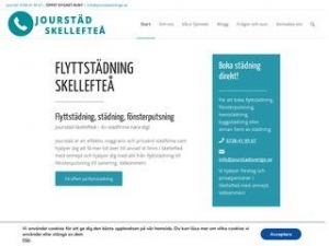 Jourstäd Skellefteå