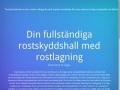Tectylstockholm