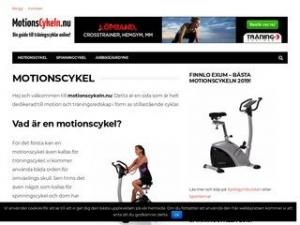 Motionscykeln