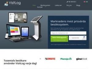 Visitlog Visit System
