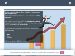 Ekonomitips - Spara, Låna och Investera